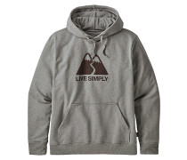 Live Simply Winding Uprisal - Outdoorpullover