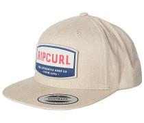 Authentic - Snapback Cap - Beige