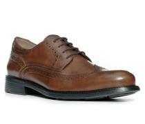 Schuhe Brogue Tampico, Kalbleder