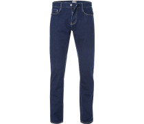 Jeans Oregon Tapered, Slim Fit, Baumwoll-Stretch