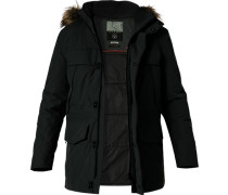 Jacke Parka, Regular Fit, Mikrofaser Thermore®