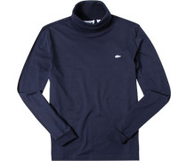 Rollkragenpullover, Regular Fit, Baumwolle