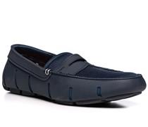 Schuhe Loafer, Microfaser wassertauglich