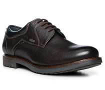 Schuhe Derby, Lammleder