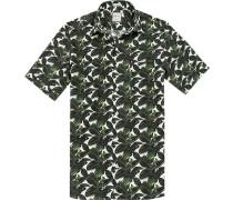 Sommerhemd, Modern Fit, Popeline