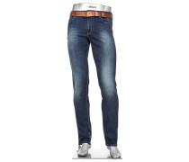 Jeans Pipe, Regular Slim Fit, Baumwoll-Stretch T400®
