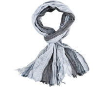 Schal, Baumwolle, gesteift