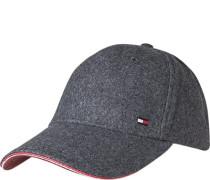 Schirm-Mütze, Wolle