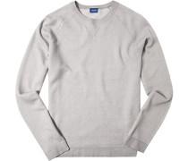 Pullover, Baumwolle-Leinen