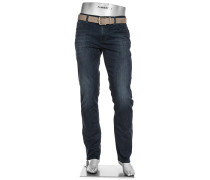 Jeans Stone, Regular Slim Fit, Baumwoll-Stretch T400