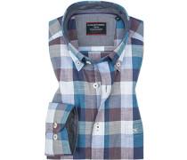 Hemd, Comfort Fit, Chambray