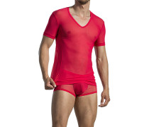 T-Shirt, Nylon-Stretch