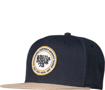 Cap, Wolle, navy