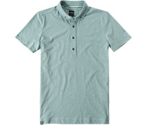 Polo-Shirt Polo, Slim Fit, Baumwoll-Jersey