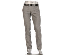 Hose Chino Lou, Regular Slim Fit, Baumwoll-Stretch