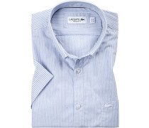 Kurzarm-Hemd, Regular Fit, Popeline