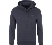Pullover Kapuzen-Sweater, Baumwolle