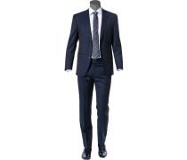 Anzug, Regular Fit, Schurwolle Super120