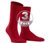 Socken Serie Lhasa Rib, Socken, Kaschmir