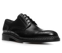 Schuhe WHEELER, Glattleder