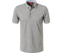 Poloshirt, Baumwoll-Piqué
