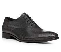 Schuhe Oxford Zar, Kalbleder