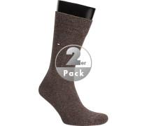 Socken Socken, Baumwolle, meliert