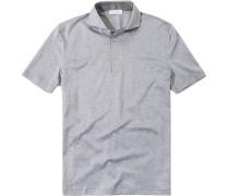 Polo-Shirt Polo, Baumwolle, gemustert