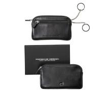 Schlüsseletui Geschenk-Box , Leder