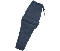 Schlafanzug Sweatpants, Baumwolle