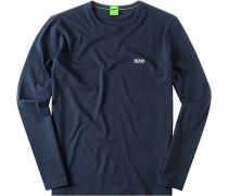 T-Shirt Longsleeve, Modern Fit, Baumwolle