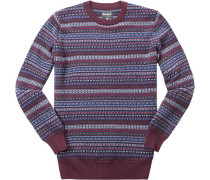 Pullover, Kaschmir-Schurwolle