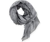 Schal, Baumwolle, camouflage