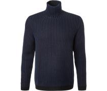 Rollkragen-Pullover Herren, Kaschmir