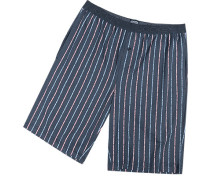 Schlafanzug Pyjamashorts, Mikrofaser