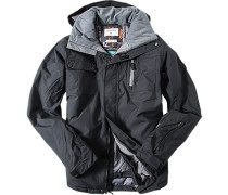 Snowboardjacke, Regular Fit, Microfaser Warm Flight