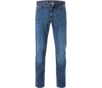 Blue-Jeans Terrence, Tailored Fit, Baumwoll-Stretch