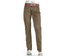 Jeans Stone, Modern Fit, Baumwoll-Stretch