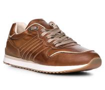 Schuhe Sneaker Edico, Rindleder