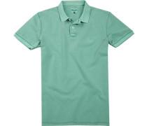 Polo-Shirt Polo, Baumwoll-Piqué, mintgrün