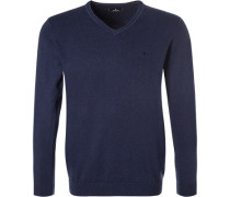 Pullover Pulli, Wolle, navy