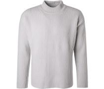 Pullover, Schurwolle-Kaschmir, ecru