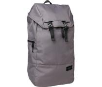 Tasche Rucksack, Mikrofaser, graphit