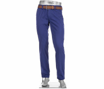Hose Chino Lou, Regular Slim Fit, Baumwolle