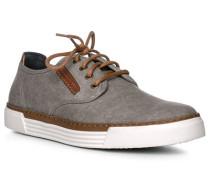 Schuhe Sneaker, Baumwolle-Leder