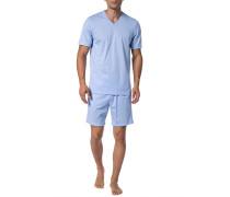 Pyjama Herren, Baumwolle