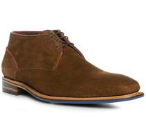 Boots Herren, Velours