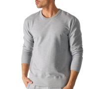 Schlafanzug Sweater, Mikrofaser-Baumwolle
