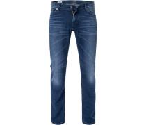 Jeans David, Slim Fit, Baumwolle