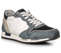 Schuhe Sneaker, Leder, taupe-